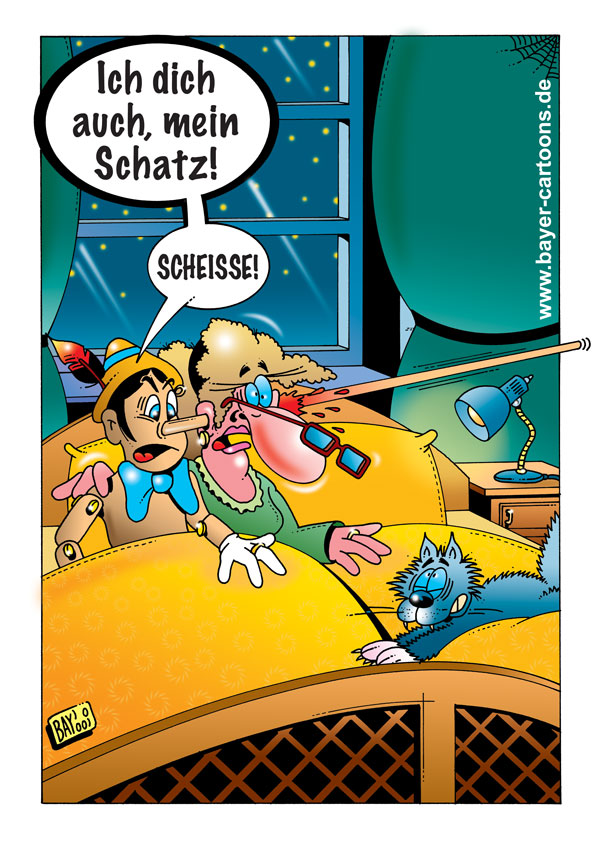 Neue Cartoons Und Comics Von Stefan Bayer Der Aktuelle Cartoon