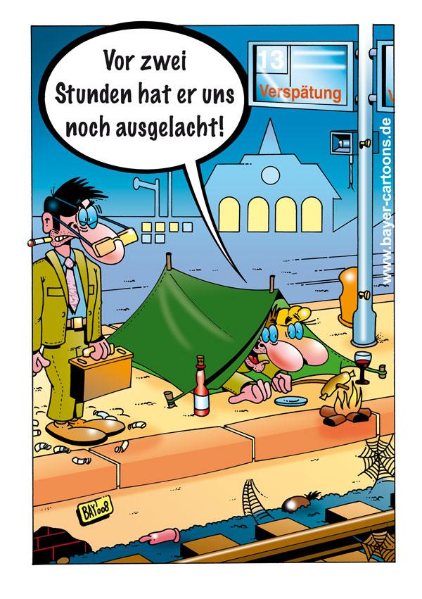 Wasserbett comic  Neue Cartoons und Comics von Stefan Bayer -: Archiv - Page 20 of 21